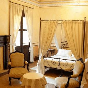 Camera da Letto Antico Palathos